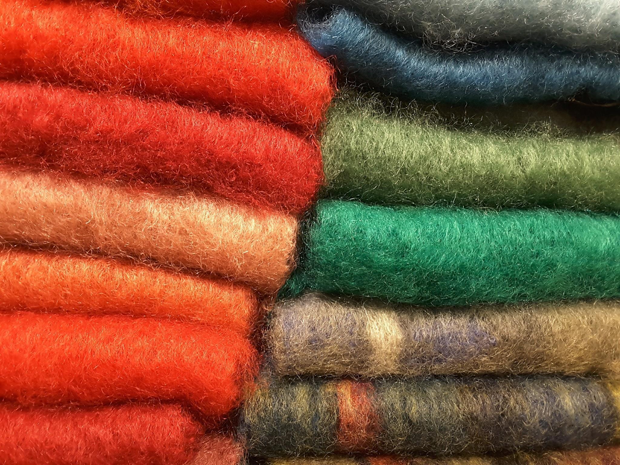 Echarpes, châles et foulards