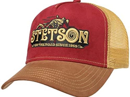 Casquette Stetson Trucker On The Road marron