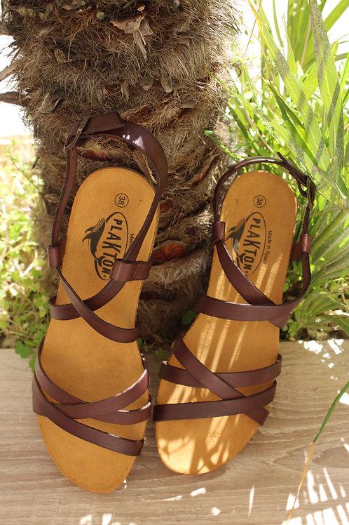 "Sandales Plakton ""Mam-Vali"" Leno"