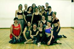 Danza Integral Roma Tribal Meeting