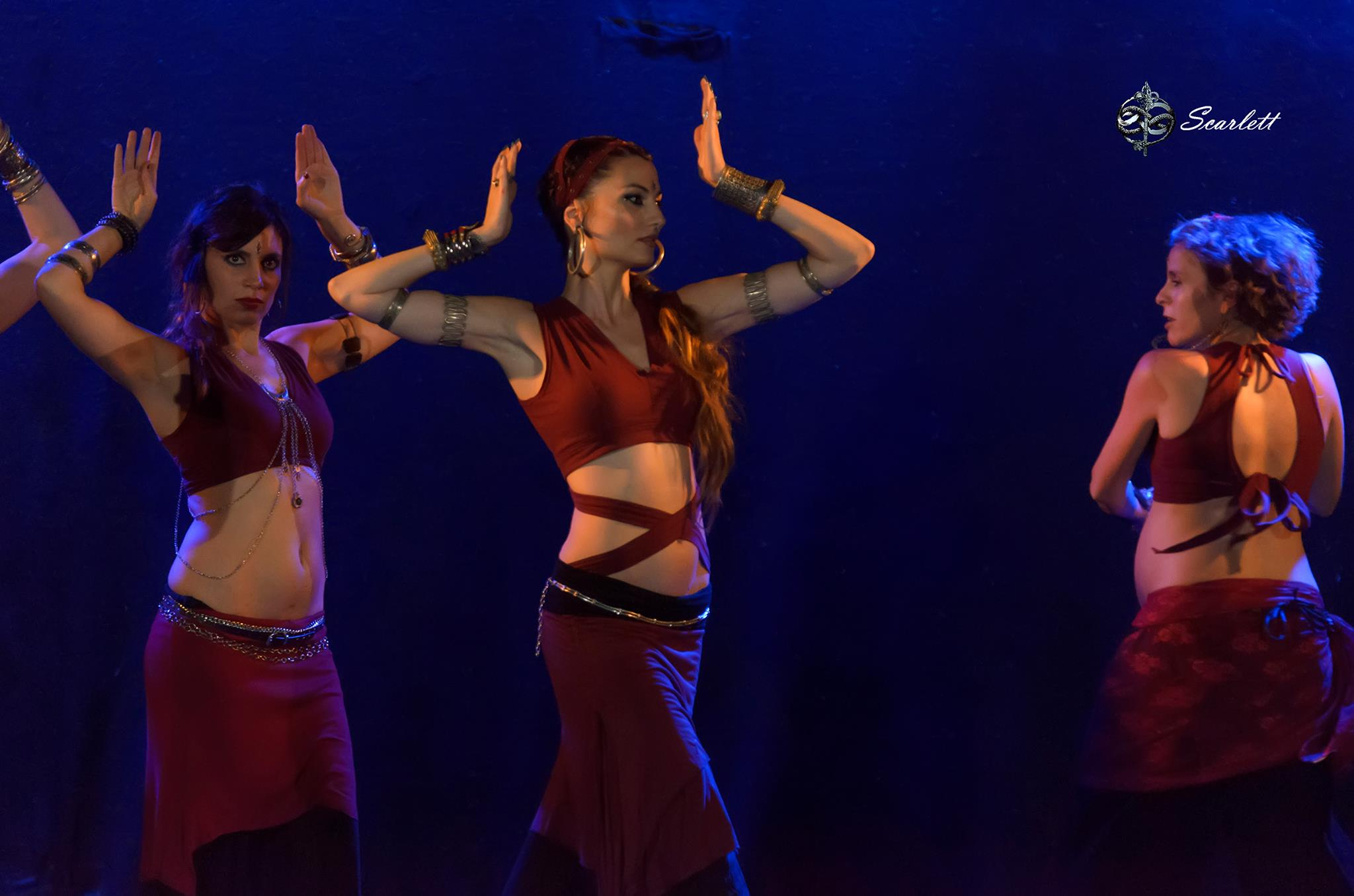 Danza Integral Tribal Fusion