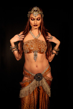 Marta Eres Tribal Fusion Bellydance