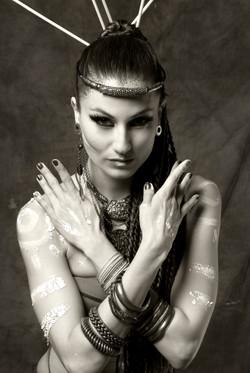 Tribal Fusion Bellydance Marta Eres