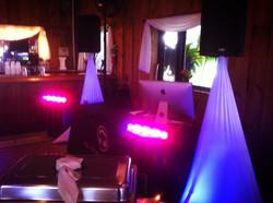 Unique Setup for Wedding
