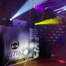 DJ716 Lighting