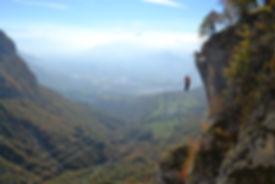 canyoning, escalade, via-ferrata, savoie, bourget du lac, chambéry