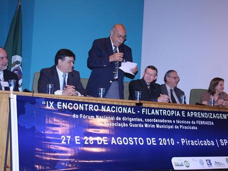 IX ENCONTRO DE DIRIGENTES ADMINISTRATIVOS, COORDENADORES TÉCNICOS FEBRAEDA