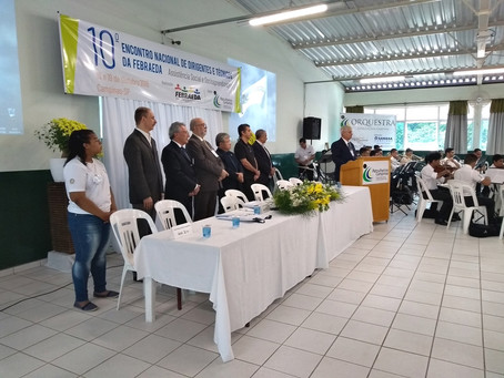 Encontro Nacional da Febraeda reúne time de palestrantes de peso em Campinas