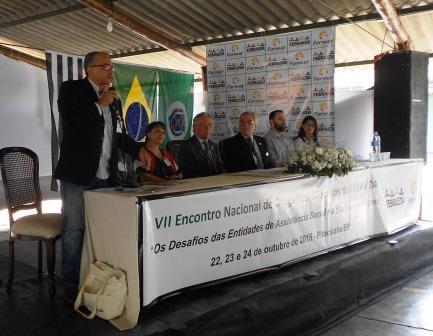 VII ENCONTRO TÉCNICO NACIONAL DA FEBRAEDA