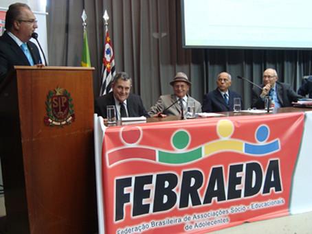 I SEMINÁRIO NACIONAL FEBRAEDA