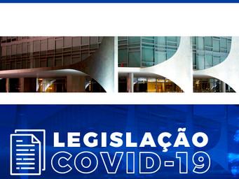 Acompanhe a atualização diária dos atos normativos sobre o COVID-19