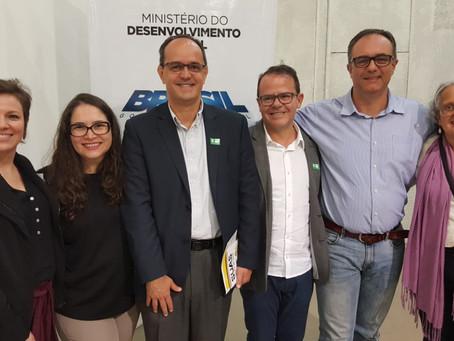 Febraeda toma posse como representante de Entidades de Assistência Social no CNAS