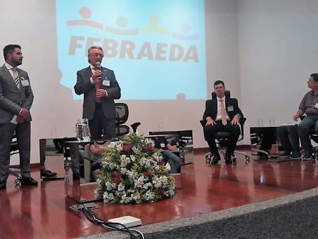Santos recebe o 9º Encontro Nacional da Febraeda, que refletiu sobre Assistência Social e Socioapren