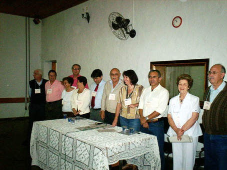 lll ENCONTRO DE DIRIGENTES, ADMINISTRADORES, COORDENADORES  E TÉCNICOS FEBRAEDA