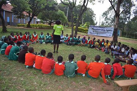 Msichana Empowerment Kuira