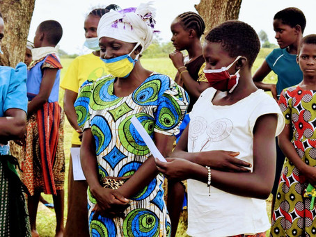 How can Young people help in ending FGM in Kenya?