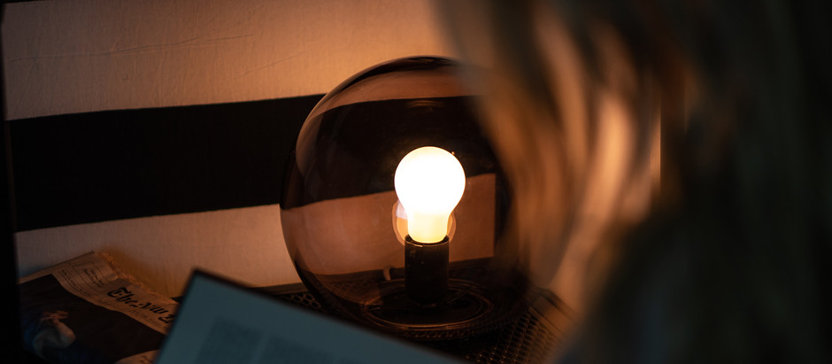 Get the most out of your Bedtime Bulb