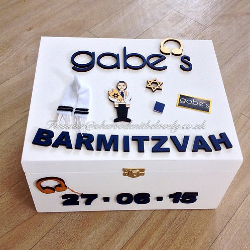 Bar-Mitzvah Box