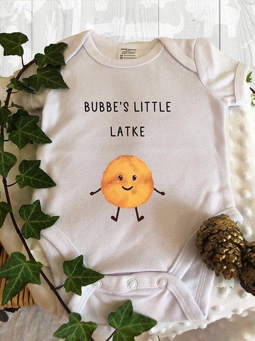 Chanukah baby vest/bodysuit