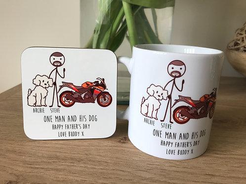 Character Mugs & Coaster