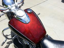 yamaha 650 custom paint 3