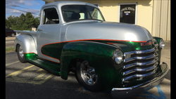 1953 Truck After