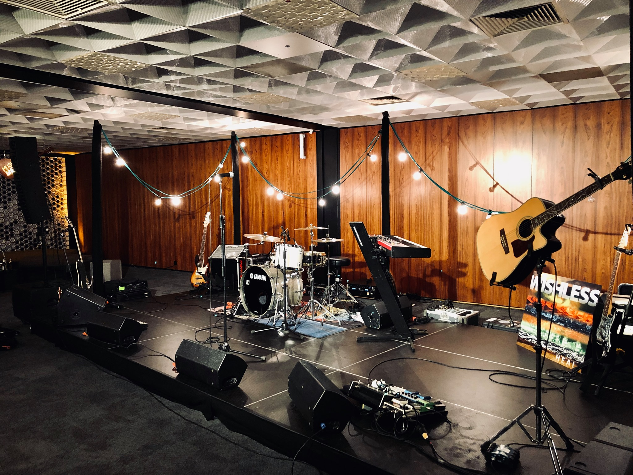 Music Sneak - Jahrhunderthalle (Frankfurt)