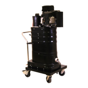 Aztec UltraVac Dust Control Vacuum