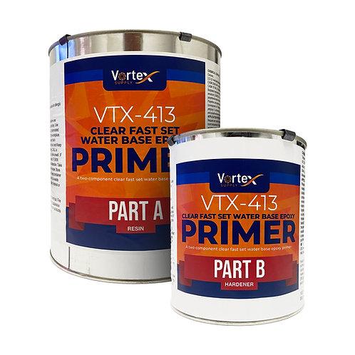 VTX-413 Clear Fast Set Water Base Epoxy Primer