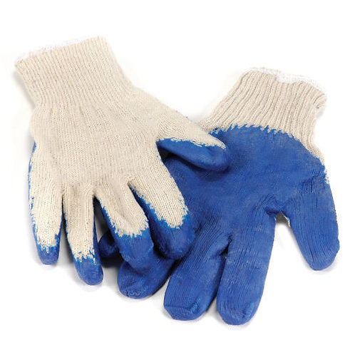 Global Glove Blue Palm