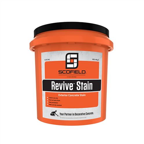 Scofield Revive™ Exterior Concrete Stain