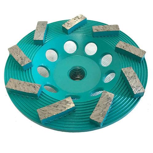 Syntec Diamond Cup Wheel