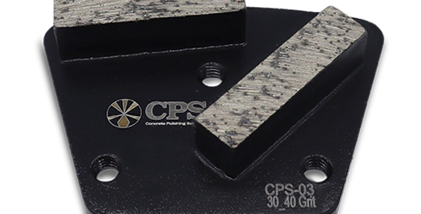 CPS Black Series Metal Bond Diamond Tooling