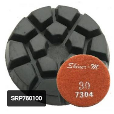 "Syntec 3"" Shiner Resin Pucks"
