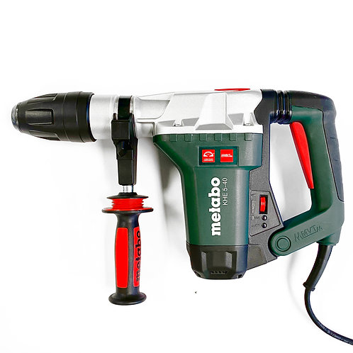 "Metabo KHE 5-40 1 9/16"" SDS-Max Rotary Hammer Drill"