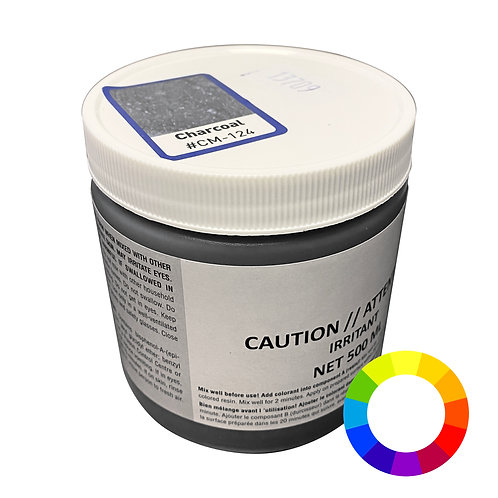 Epoxy Liquid Pigments (Metallic)