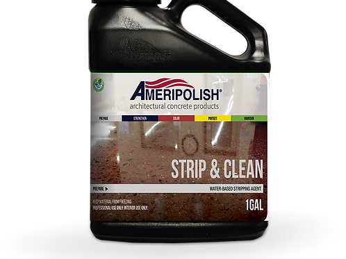 Ameripolish Strip & Clean (1 Gal.)