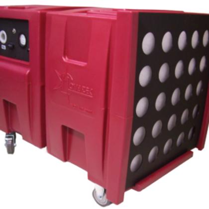 Novair 2000 Portable Air Filtration System
