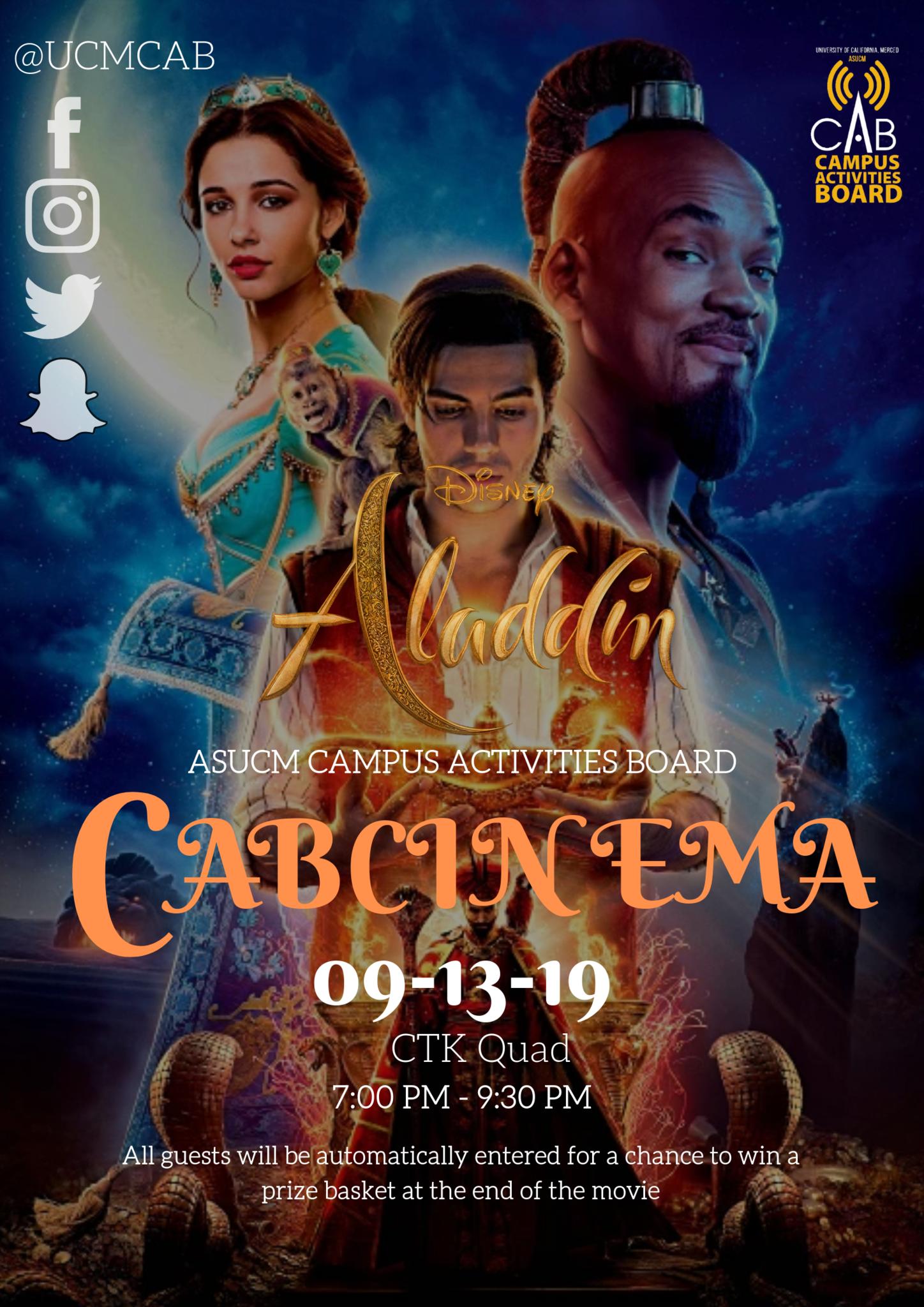 CABCinema Fall 2019