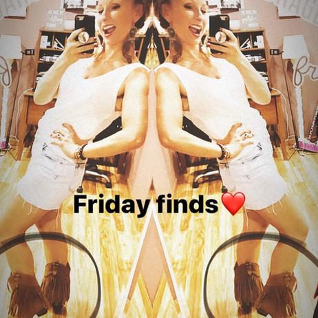 Friday Finds FRINGE BOOTS