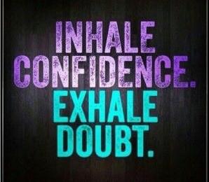 Self doubt?