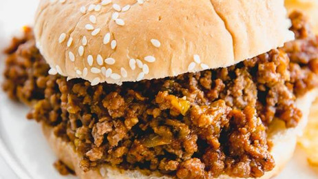 Sloppy Joes with extra Protein for Instapot