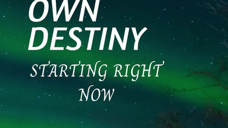 ✨Create Your Own DESTINY✨Starting RIGHT NOW💫