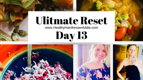 Ultimate Reset Cleanse Day 13