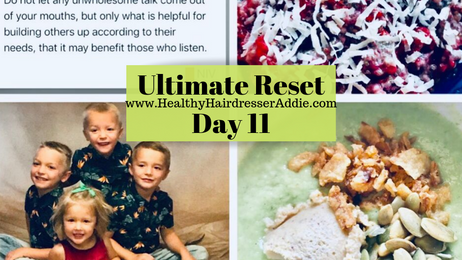 Day 11 Ultimate Reset