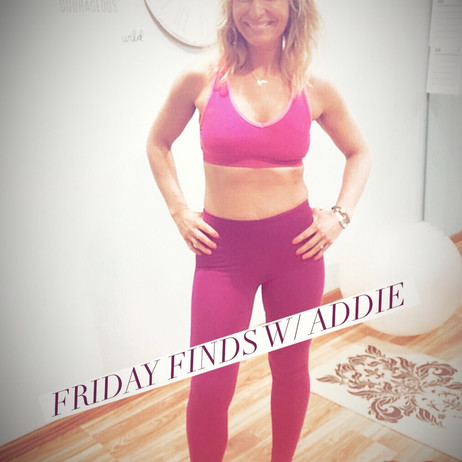 Friday FINDS!!- Workout Leggings