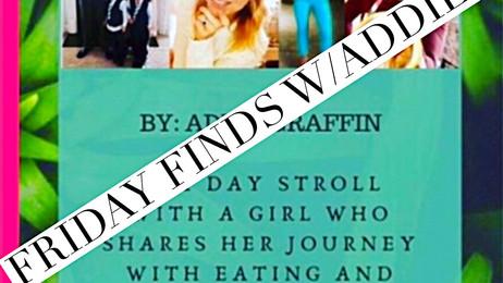 FRIDAY FINDS w/ ADDIE - BOOKS