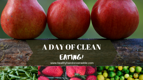 A DAY in the LIFE OF CLEAN EATS