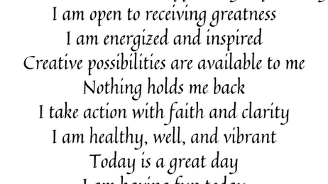 🙏Affirmations THAT WILL change your life❤️