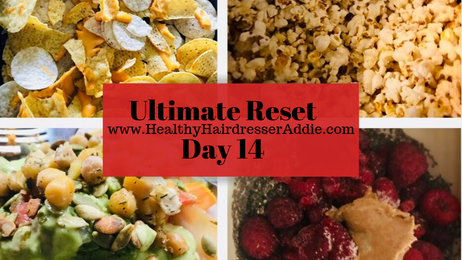 Ultimate Reset Day 14